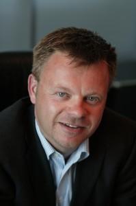 André Theilmeier, Geschäftsführer bei Frankenfeld freut sich auf die Zusammenarbeit